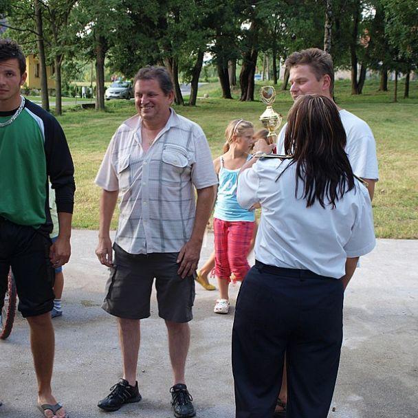 Hasičská súťaž 2012