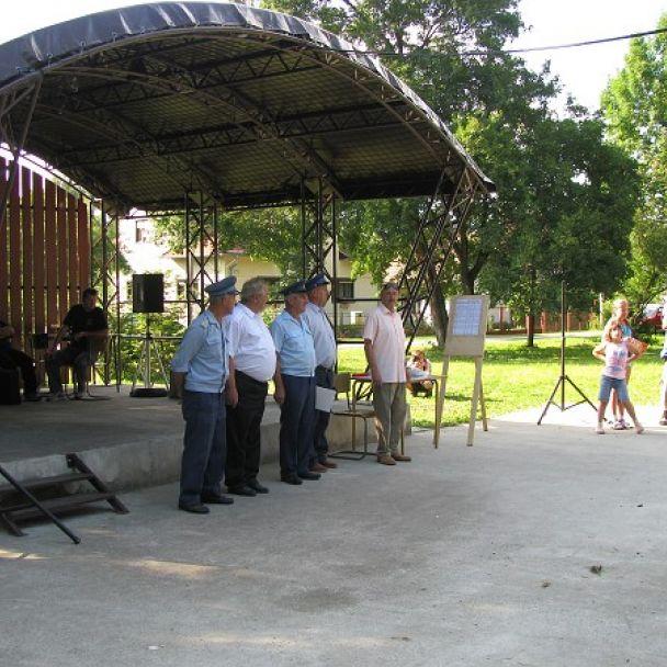 Hasičská súťaž 2009