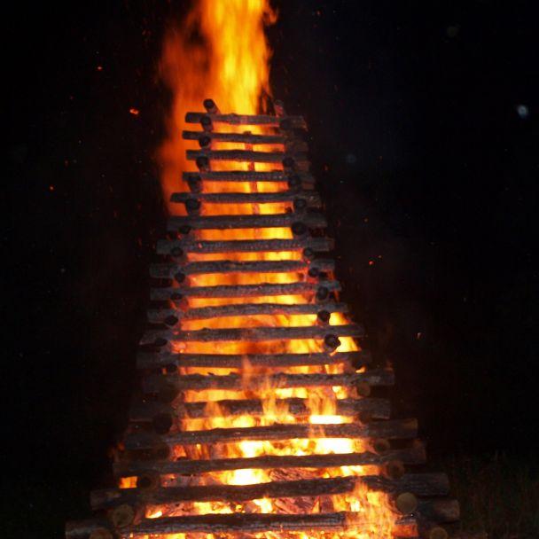 Jánska vatra 2017