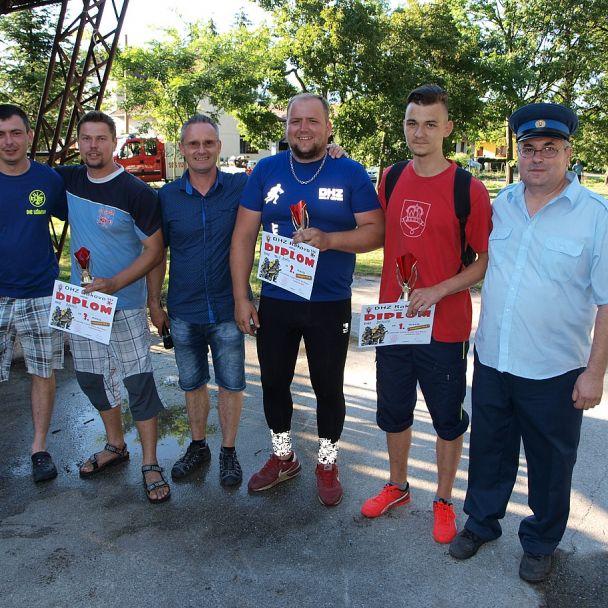 O pohár starostu obce Rakovo 2017