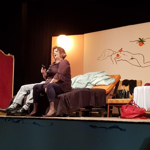 Mandarínková izba - divadelné predstavenie