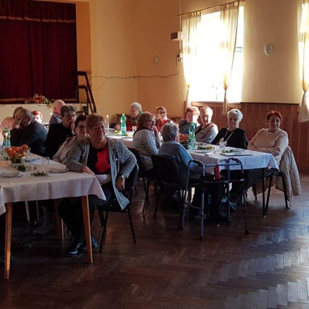 Schôdza Jednoty dôchodcov - Mesiac úcty k starším