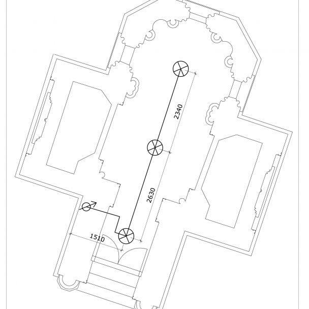 Mauzoléum Rakovských - projektová dokumentácia