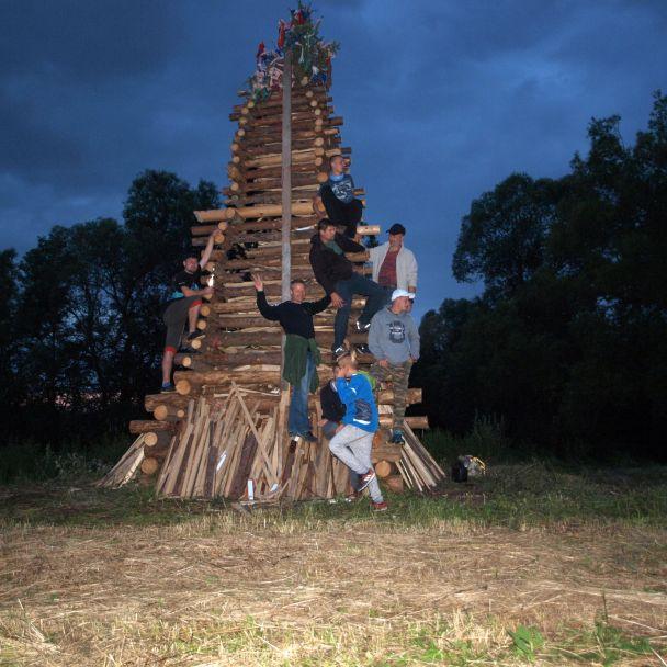 Jánska vatra 2018