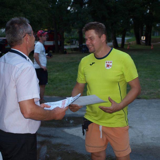 O pohár starostu obce Rakovo 2018