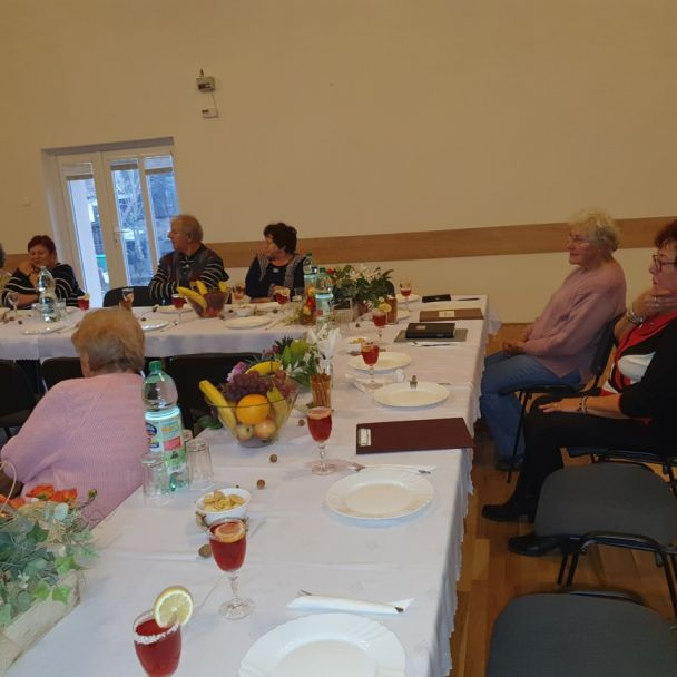 20. výročie Jednoty dôchodcov v Rakove