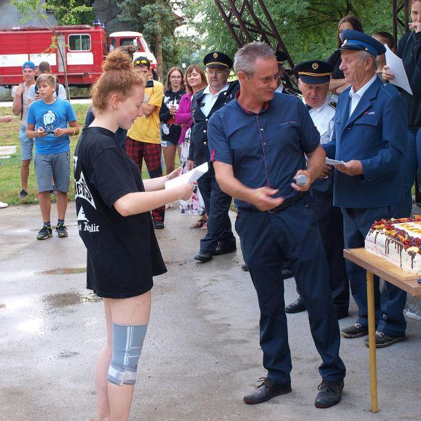 O pohár starostu obce Rakovo 2019