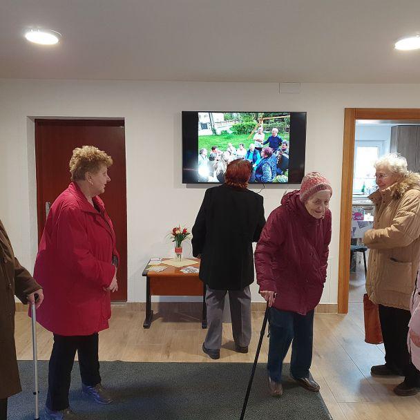 Výročná členská schôdza Jednoty dôchodcov