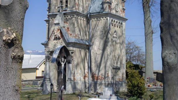 Obnova Mauzólea Rakovských
