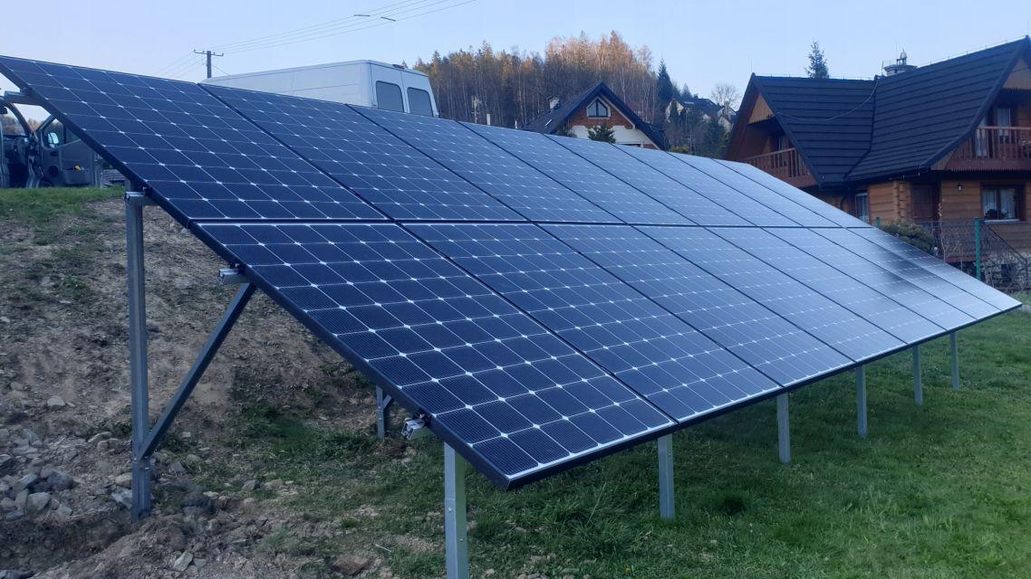 Oznámenie o začatí stavebného konania - Stojan fotovoltaických panelov