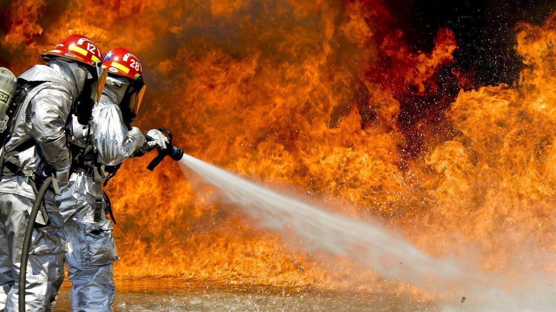 Zvýšené nebezpečenstvo vzniku požiarov