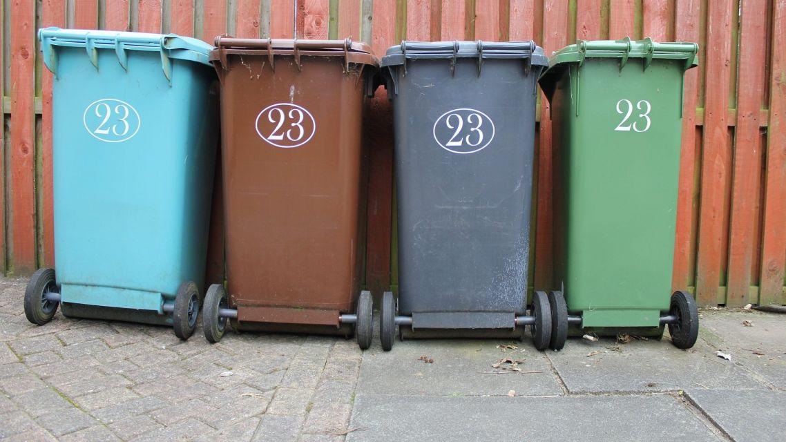 Niečo o triedení odpadu